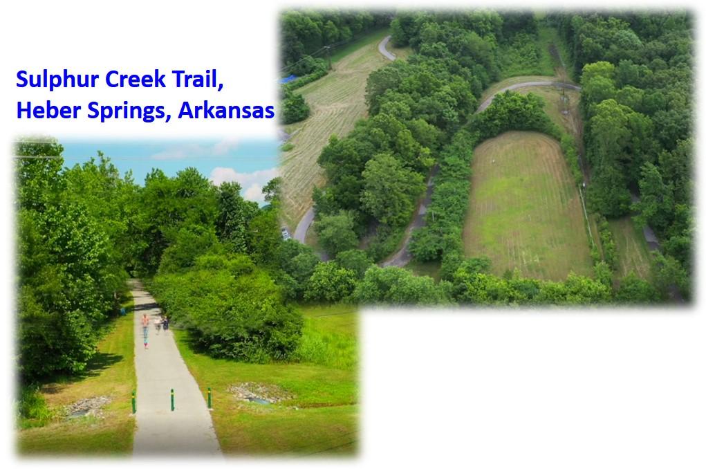 Heber Springs Sulphur Creek Trail