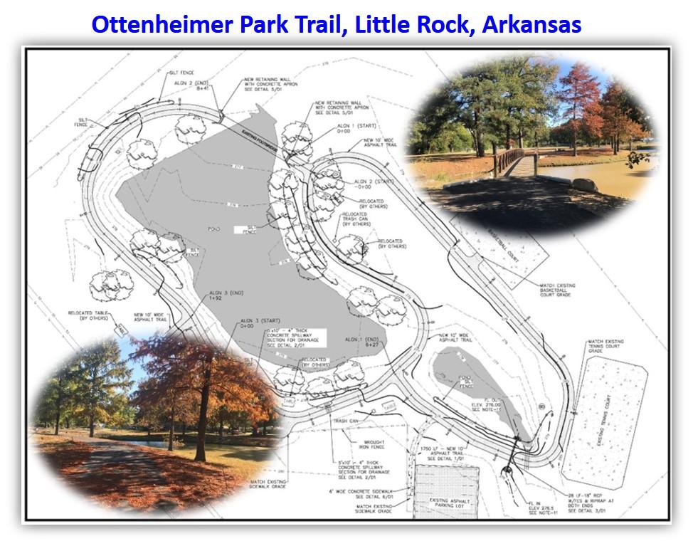 Ottenheimer Park Trail